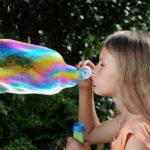 5 utrolig eksperimenter med såpe og vann