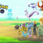 Pokemon Go tar online Gaming ut i det fri