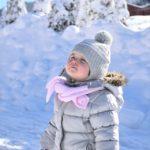 Lage snøhule – Vinteraktivitet i hagen